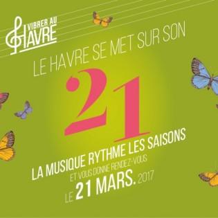 Vibrer au Havre - Crédit : DR