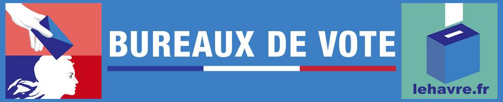 Bureaux de vote du Havre